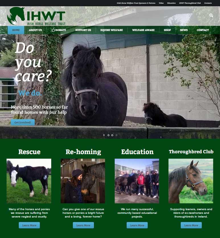 IHWT website